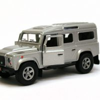 Miniaturas Land Rover